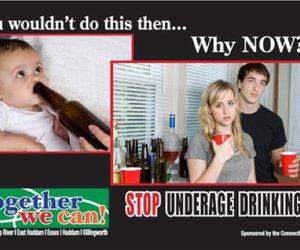 Babies Drinking Their Bottles