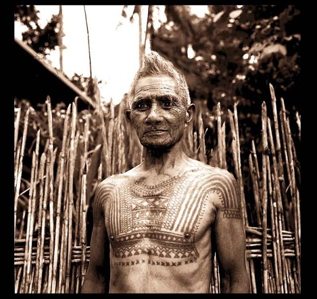 tribalartasia-HEAD HUNTER